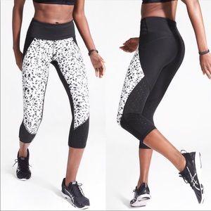 Athleta Stealth TruCool Capri Pants